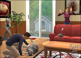 Sims Screenshot