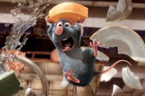 Ratatouille scene