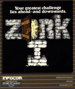 Zork I Game Cover