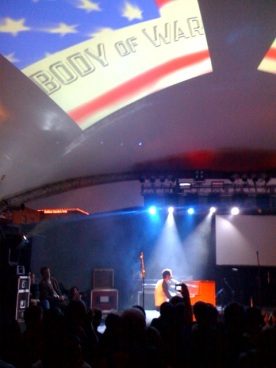 Serj Tankian at Stubb's for Body of War