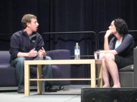 Mark Zuckerberg Sarah Lacy Interview